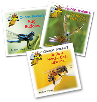 Queen Iween's Bug Buddies and Beautiful Butterflies